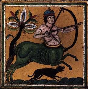 Centaur in Ireland
